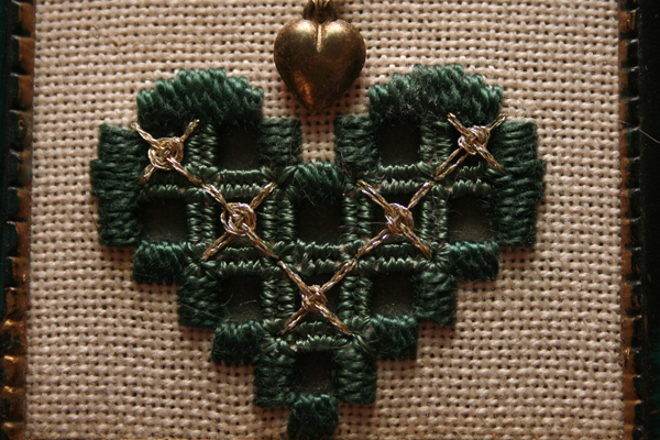my Hardanger slowly improved ;-)
